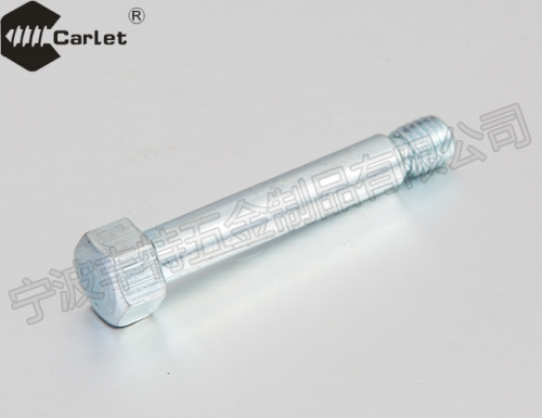 六角头特殊台阶螺栓 面板螺栓