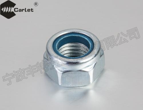 2型非金属嵌件六角锁紧螺母(GBT6182-2000)