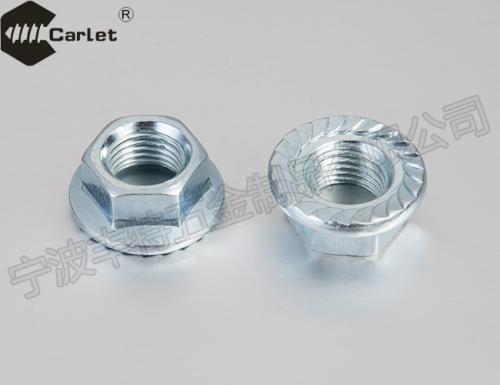 六角法兰面螺母(GBT6177.1-2000)